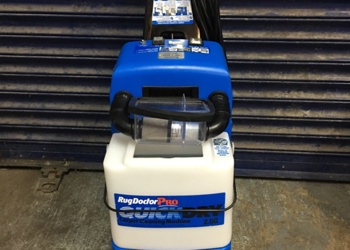 Rent Rug Doctor Pro Quick Dry in London