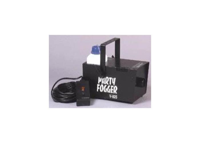 Rush fog machine push button only - 1