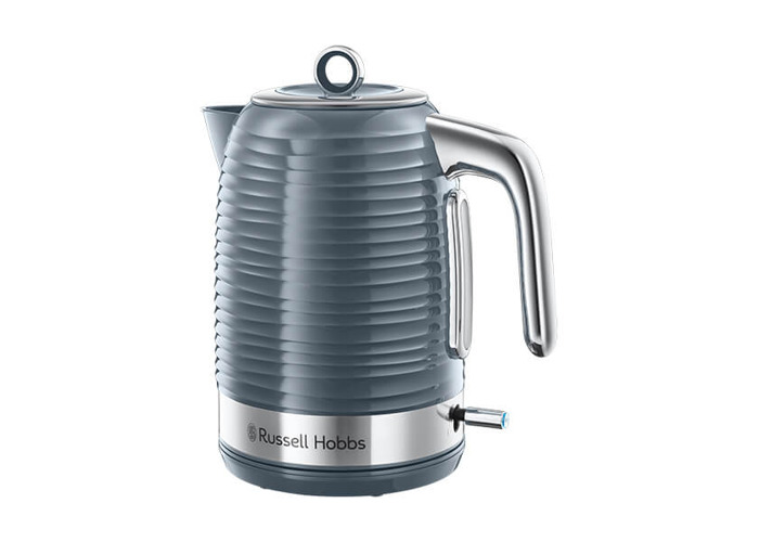 Russell Hobbs 1.7L Inspire Kettle Grey - 1