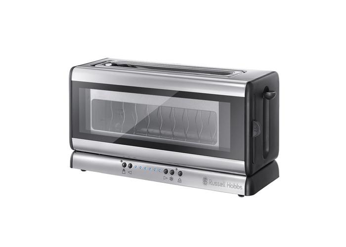 Russell Hobbs 21310 Glass Line 2-Slice Toaster - 1
