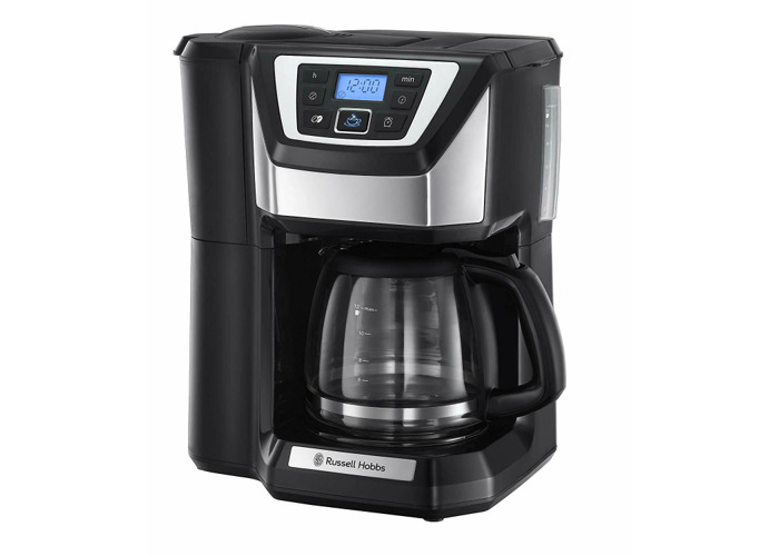 Russell Hobbs 22000 Chester Grind Brew Coffee Machine Black