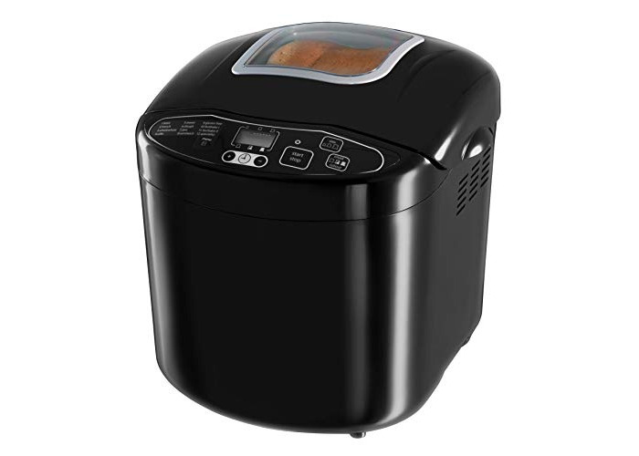 Russell Hobbs Compact Fast Breadmaker 23620, 600 W - Black - 1