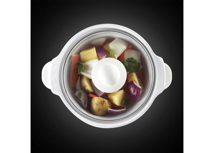 Russell Hobbs Compact Slow Cooker 22730, 2 L - White - 1