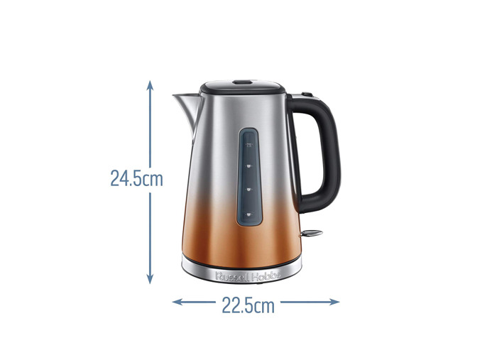 Russell Hobbs Eclipse Ombre Kettle (2 Colours) - 2