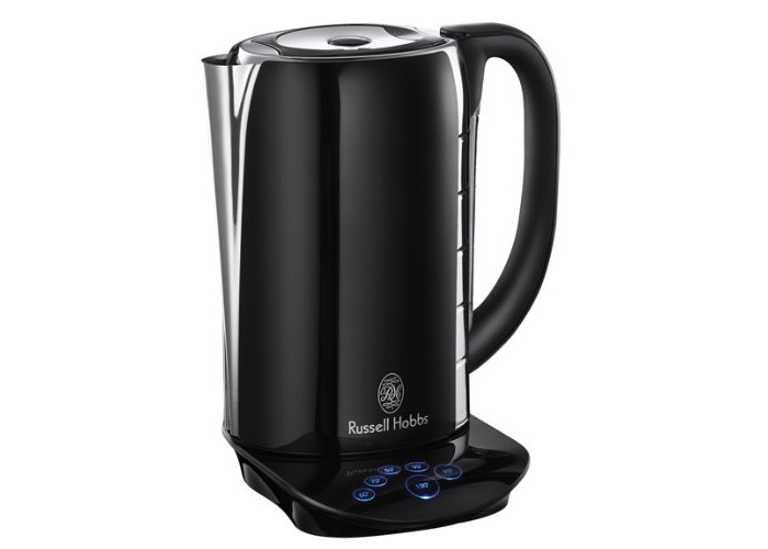 Russell Hobbs Glass Touch Kettle 18365 - Black - 1