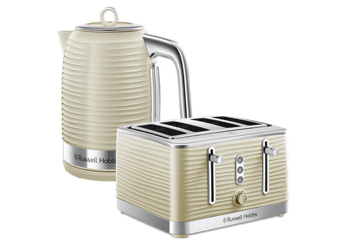 Russell Hobbs Inspire 4 Slice Toaster &