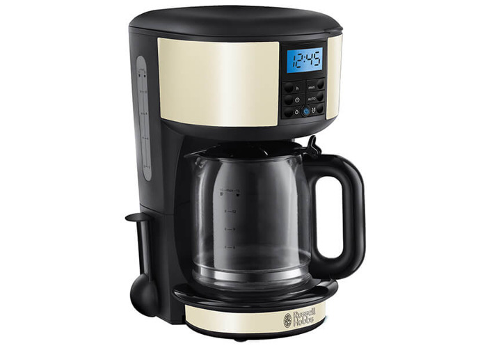 Russell Hobbs Legacy Filter Coffee Maker Cream - 1