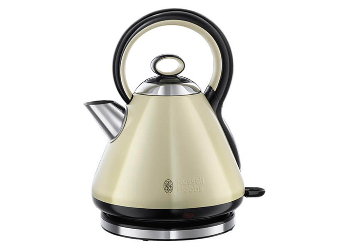 Russell Hobbs Legacy Kettle & Toaster Set Cream - 2