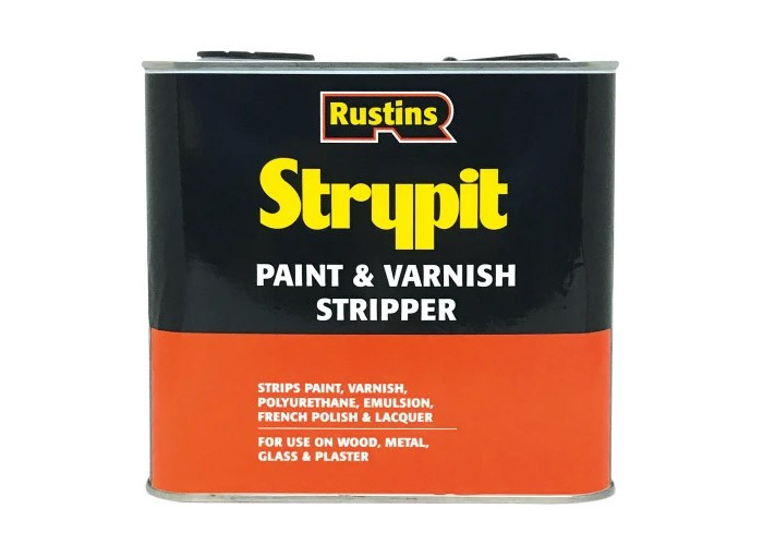 Rustins STNF5000 Strypit Paint & Varnish Stripper 5 Litre - 1