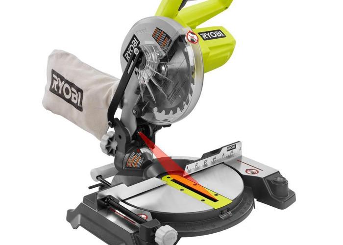 Ryobi Battery Powered Miter Saw - 1