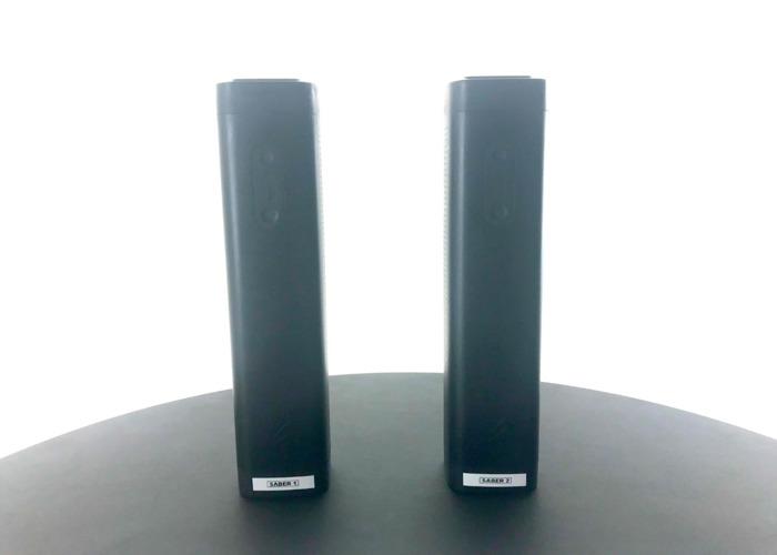 Saber Portable Battery W/ AC Outlet (Set) - 2