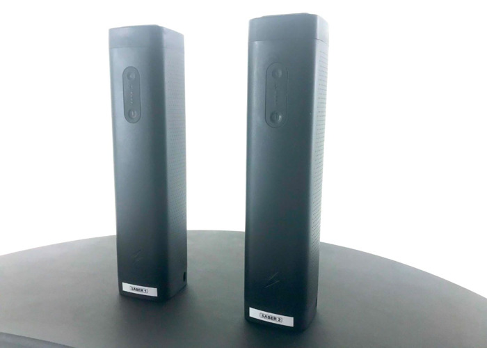 Saber Portable Battery W/ AC Outlet (Set) - 1