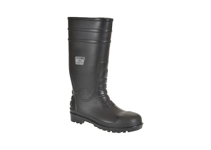 Safety Welly  45/10.5  Black  45  R - 1