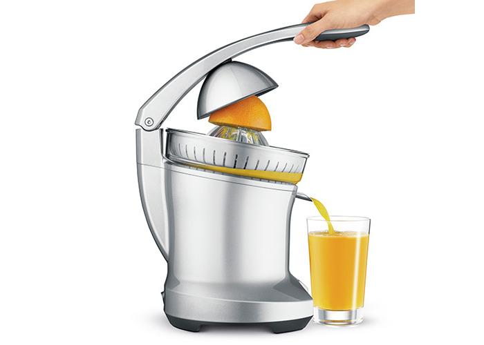 Sage BCP600SIL the Citrus Press - Silver - 2