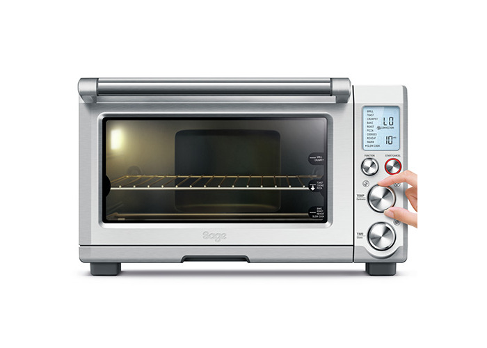 Sage BOV820BSS the Smart Oven Pro with Element IQ - Silver - 1