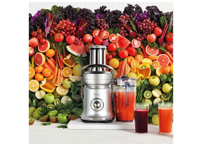 Sage SJE830BSS Nutri Juicer Cold XL Body, Brushed Stainless Steel - 2
