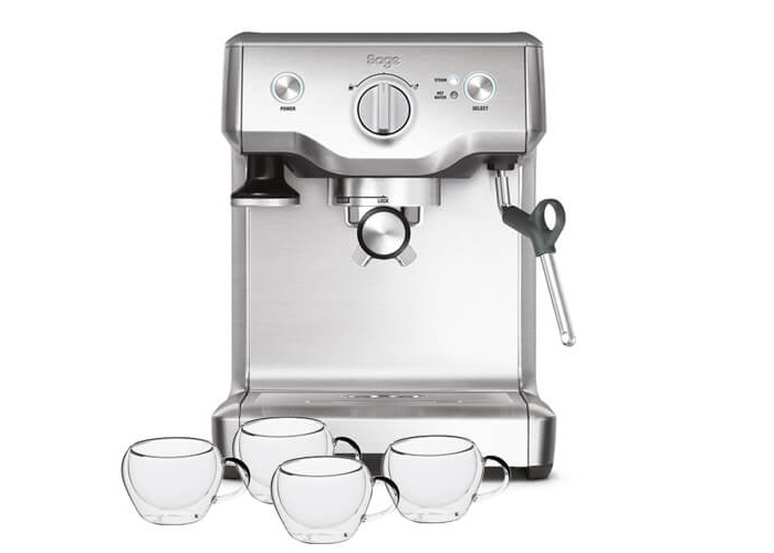Sage The Duo Temp Pro Espresso with FREE Gift - 1