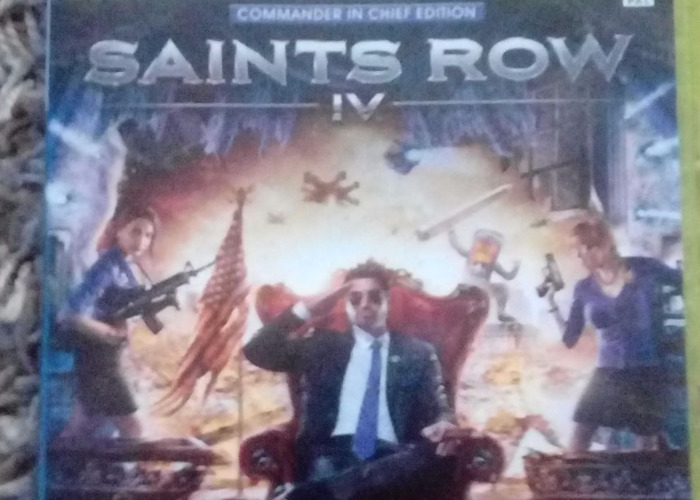 Saints Row 4 Xbox 360 - 1