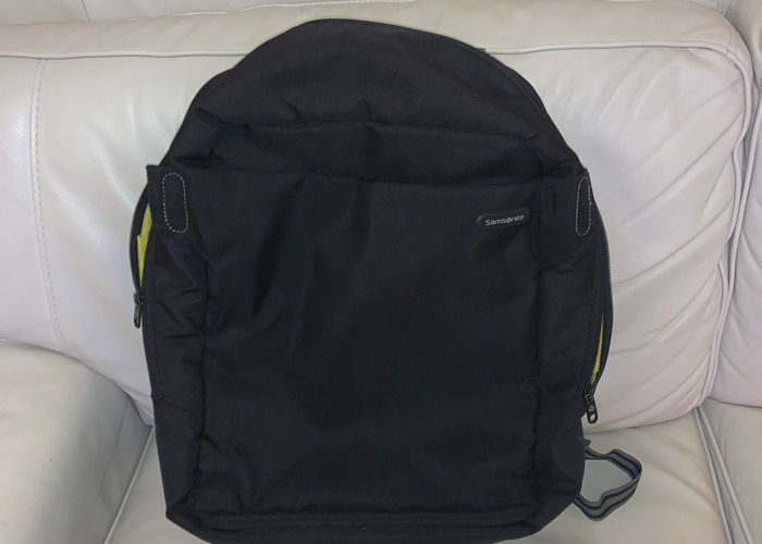 Samsonite backpack with laptop designated space - 1