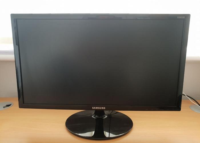 Samsung 24 Inch HD Monitor - 1