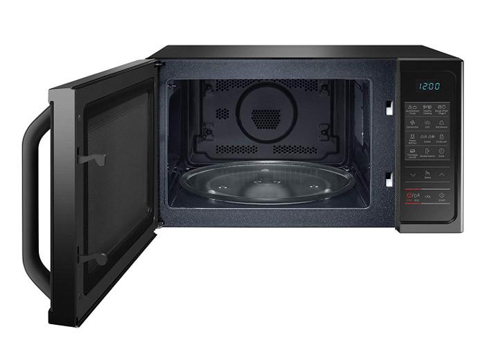 Samsung Combination Mircowave, 28 Litre, 1400 Watt, Black - 1