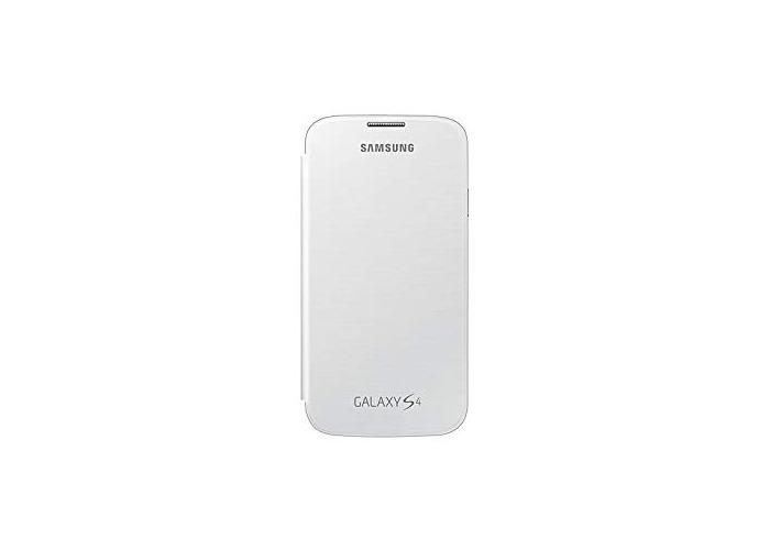 Samsung EF-FI950BAEGWW Flip Cover for Galaxy S4 - Sedna Brown - 1