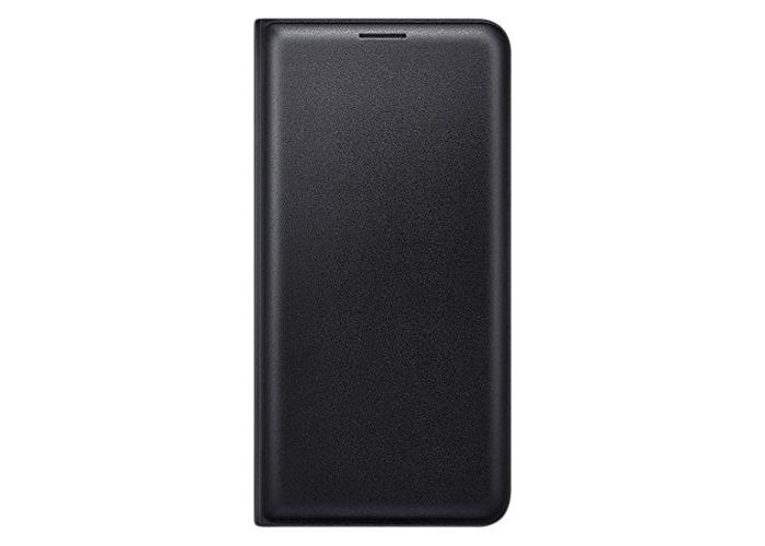 Samsung EF-WJ510PBEGWW J5 (2016) Flip Wallet - Black - 1