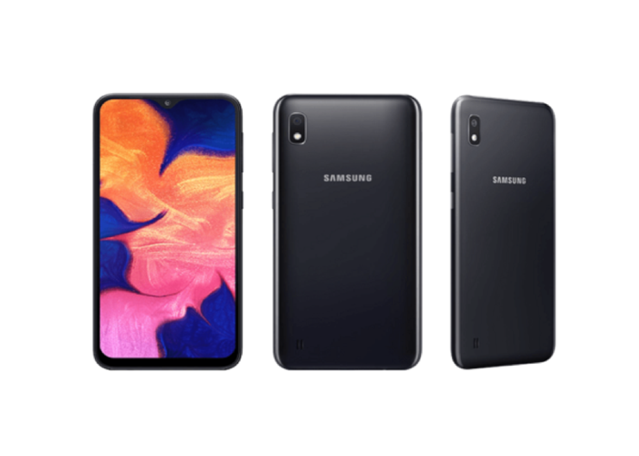 Samsung Galaxy A10 4G LTE 32GB Android DualSIM Black  - 2