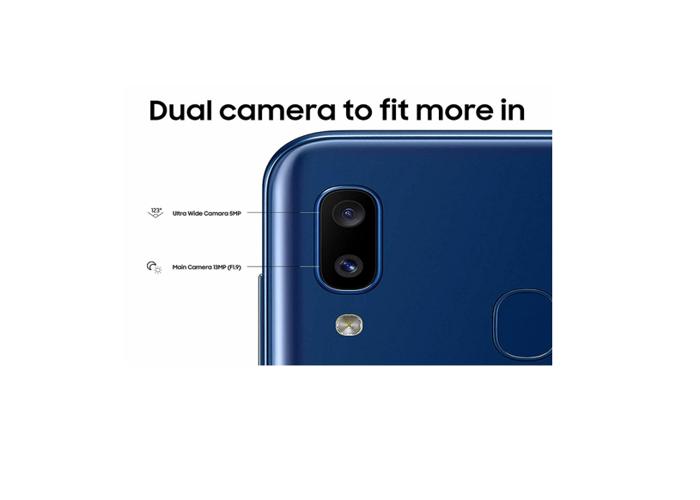 "Samsung Galaxy A20e 5.8"" 2019 32GB 4G LTE Dual Sim Blue - 2"