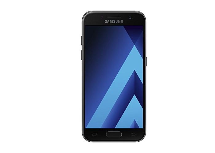 Samsung Galaxy A3 2017 16GB Unlocked - Black - 1