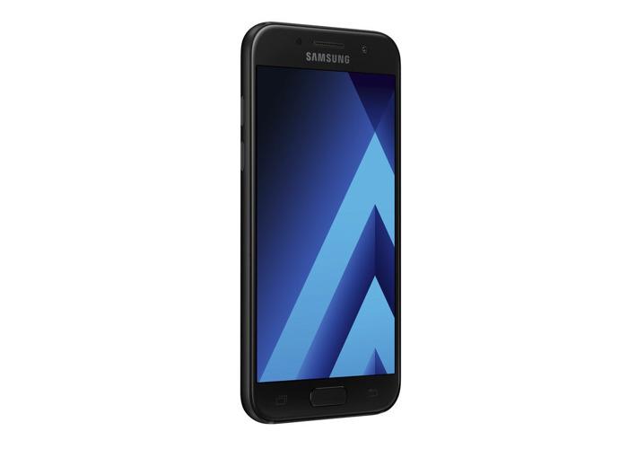 Samsung Galaxy A3 2017 16GB Unlocked - Black - 2