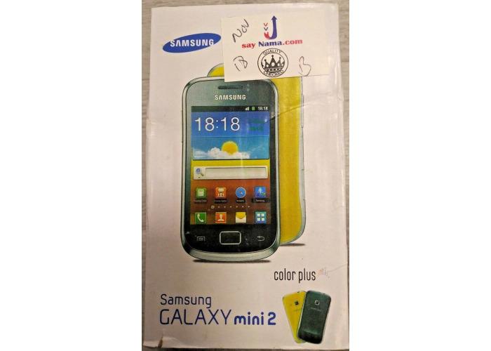 Samsung Galaxy Mini 2 GT-S6500 - 4GB (Unlocked) Smartphone NEW CONDITION - 1