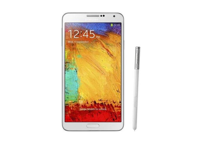 Samsung Galaxy Note 3 III 32GB Unlocked White - 1