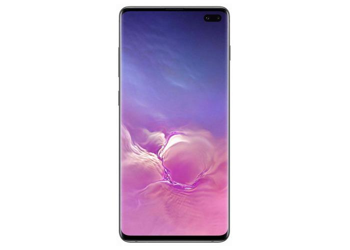 Samsung Galaxy S10 Unlocked-Black-128GB - 1