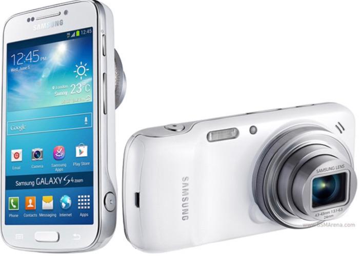 Samsung galaxy S4 Zoom camera phone - 1