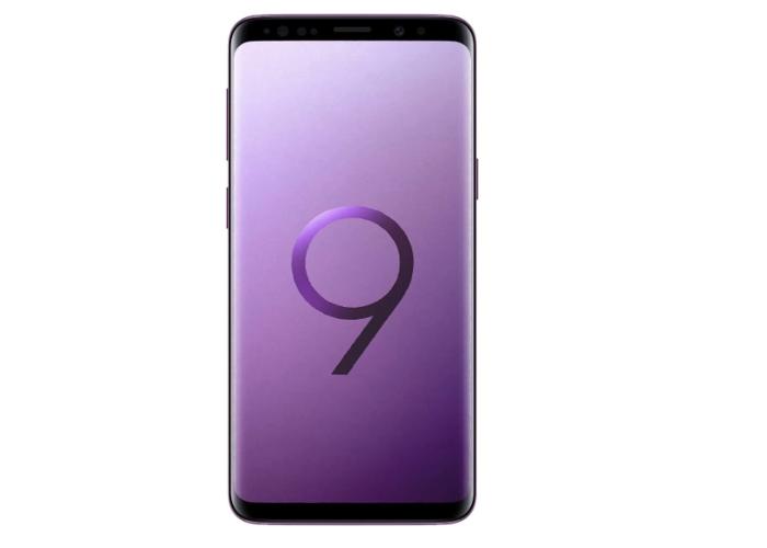 Samsung Galaxy S9 Plus 64GB Unlocked - Lilac Purple - 1