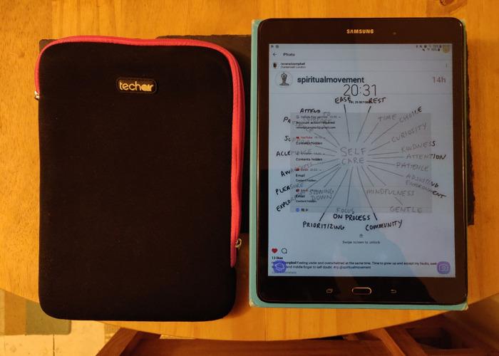 Samsung Galaxy Tab A with S pen - 1