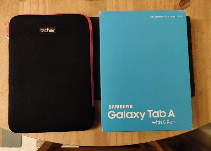 Samsung Galaxy Tab A with S pen - 2