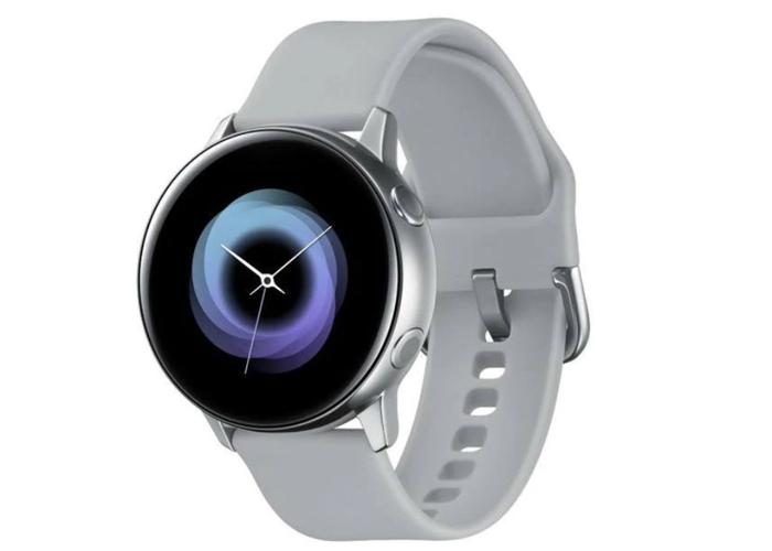 Samsung Galaxy Watch Active SM-R500 39.5mm - Silver - 1