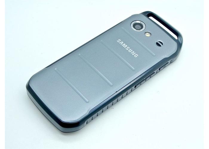 SAMSUNG GALAXY XCOVER B550 550 PRISTINE CONDITION - DARK BLUE- UNLOCKED - 2