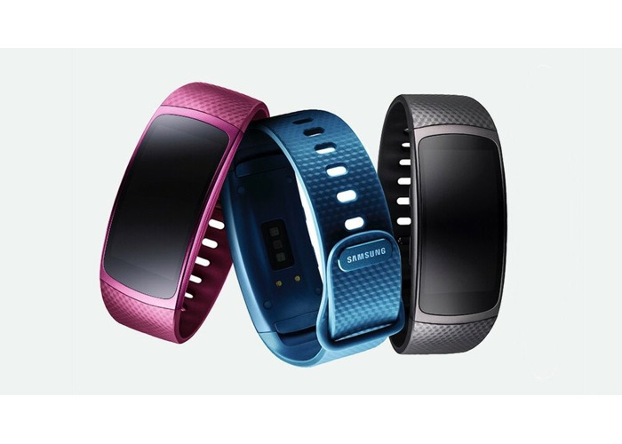 Samsung Gear Fit 2 Android Smart Fitness Watch SM-R360 -  GRADEs - 1