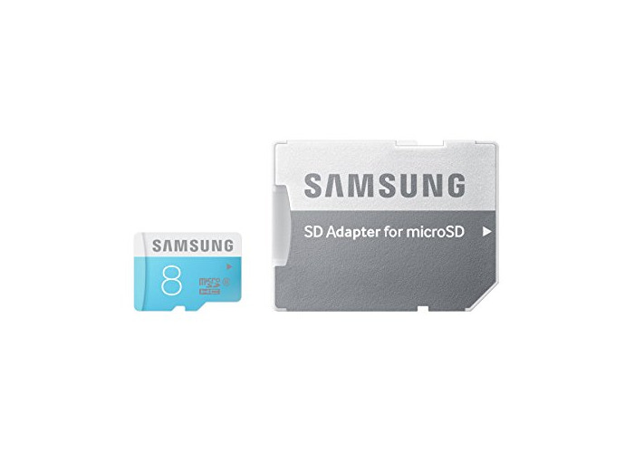 Samsung Memory 4GB Standard MicroSDHC Class 6 Memory Card without Adapter - 1
