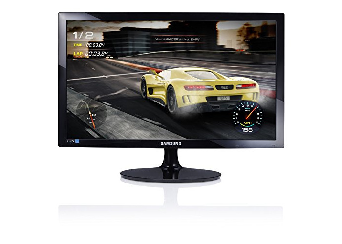 Samsung S24D330 24-Inch LED Monitor - 1