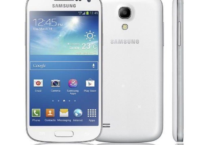 Samsung S4 Mini White Android Unlocked - 1