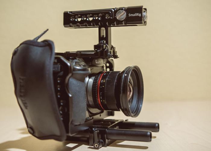 Samyang 12mm f2 for MFT - 2
