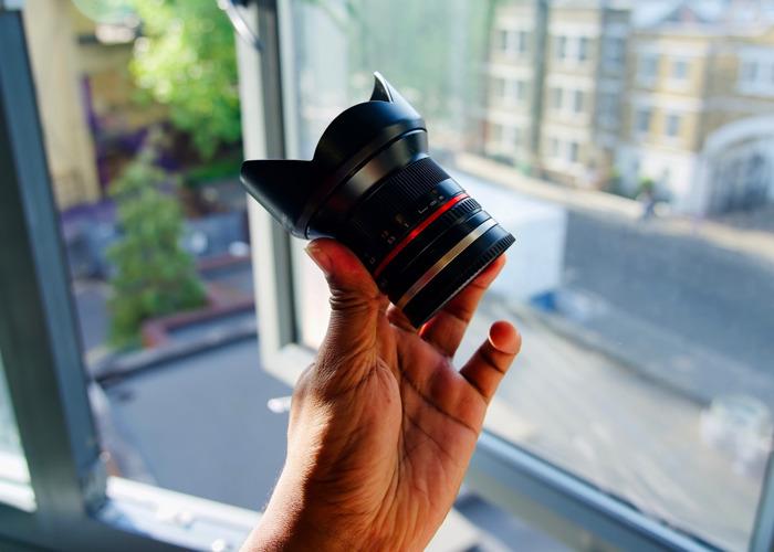 Samyang 12mm F2.0 for Sony E mount - 1