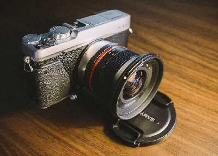 Samyang 14mm F2.0 - 1