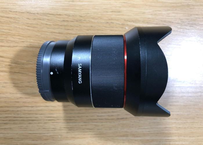 Samyang 14mm f/2.8 AF (FE Mount) - 1