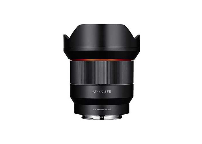 Samyang 14mm f2.8 AF Lens - Sony FE Fit - 1