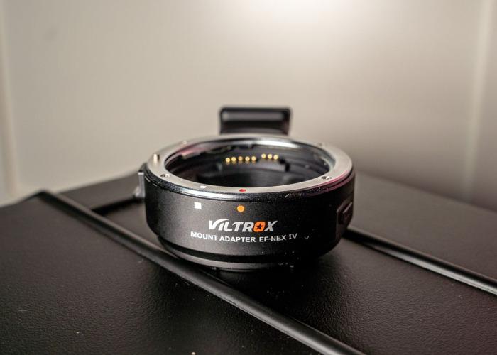 Samyang 14mm f2.8 Canon EF (+ viltrox EF-E mount adapter) - 2